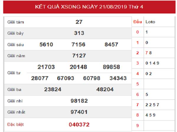 Phân tích xổ số Đà Nẵng ngày 24/08 chuẩn xác