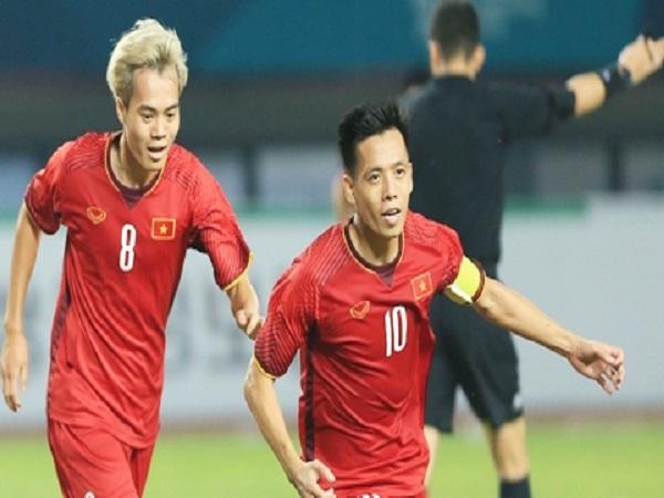 Văn quyết vắng mặt tại đội tuyển quốc gia Việt Nam