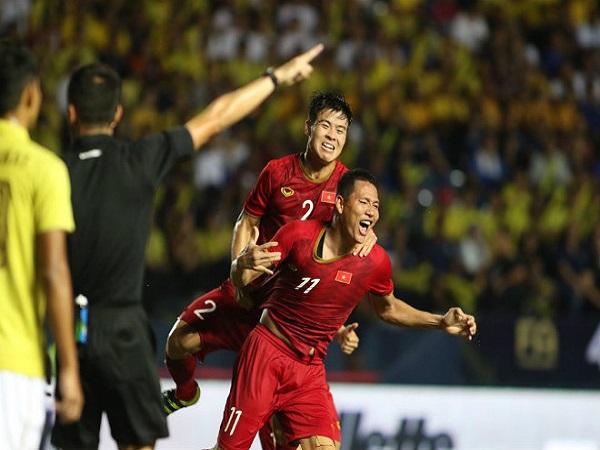 Tin bên lê bóng đá trước trận đấu Việt Nam và thái Lan