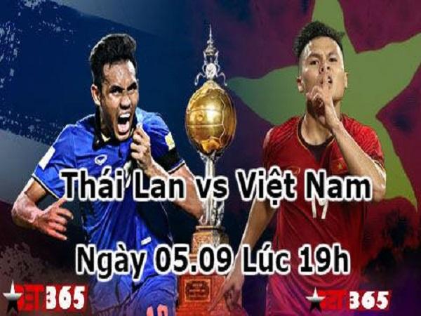 Dự đoán kết quả trận đấu Việt Nam và Thái Lan ngày 05/09