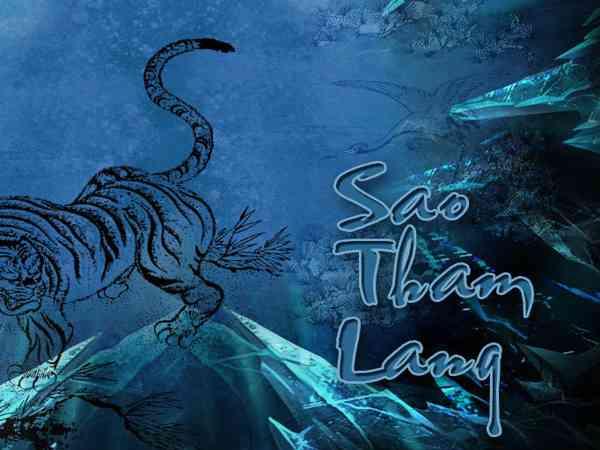 Tìm hiểu vị trí và ý nghĩa của sao Tham Lang