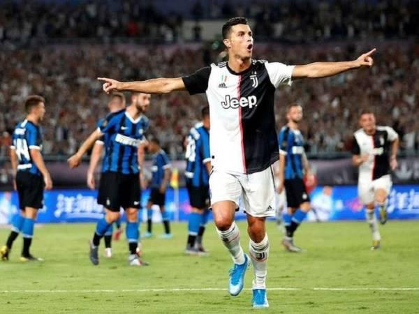 Juventus mất lợi thế trước Inter vì virus corona