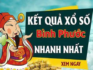 Phân tích KQXS Bình Phước Vip ngày 14/03/2020