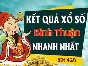 Phân tích KQXS Bình Thuận chính xác thứ 5 ngày 23/04/2020