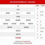 Phân tích KQXS Đồng Nai thứ 4 ngày 27-5-2020