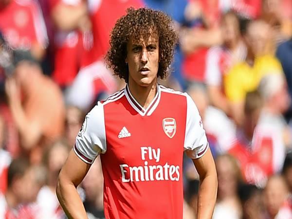 Tin Arsenal 29/5: David Luiz có thể sẽ phải chia tay Arsenal chỉ sau 1 mùa