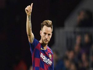 Tin bóng đá chiều 21-5: Rakitic tin còn cơ hội tại Barca