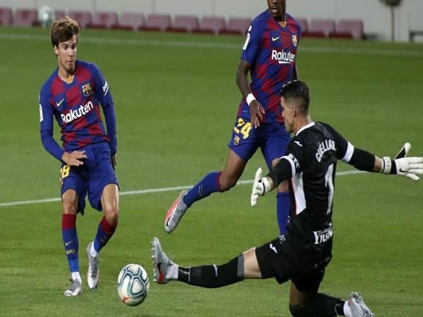 Barcelona đang sở hữu cho mình một lớp kế cận đầy tài năng