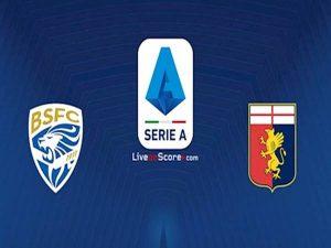 Nhận định Brescia vs Genoa 22h15 ngày 27/6