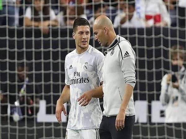 Tin bóng đá 20/7: HLV Zidane bất ngờ nói về tương lai của Luka Jovic