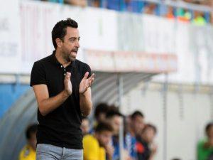 Tin bóng đá chiều 30/7: Xavi vui mừng sau khi khỏi bệnh