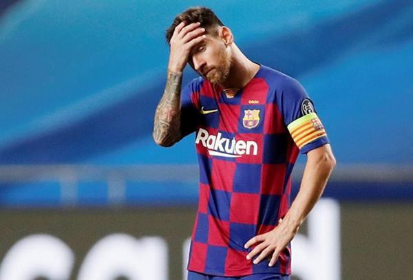 Tin bóng đá 25/8 : Man City dùng kế sách gì để chiêu mộ Messi?
