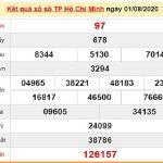 Phân tích kqxs Hồ Chí Minh ngày 3/8/2020, chốt số dự đoán