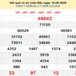 Phân tích KQXSMB- xổ số miền bắc thứ 5 ngày 17/09/2020 chắc trúng