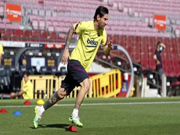 Bóng đá La Liga ngày 10/9: CĐV Barcelona nín lặng chờ tin lành