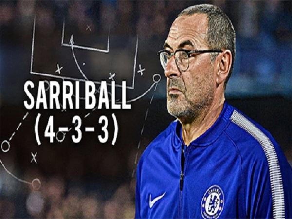 Sarri ball là gì? Việc áp dụng Sarri ball lên Chelsea như thế nào?