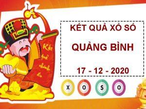 Phân tích xổ số Quảng Bình thứ 5 ngày 17/12/2020