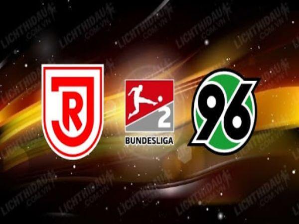 Soi kèo Jahn Regensburg vs Hannover, 00h30 ngày 19/12 - Hạng 2 Đức
