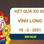 Phân tích KQSXVL thứ 6 ngày 19/2/2021