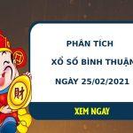 Phân tích kết quả XS Bình Thuận ngày 25/02/2021