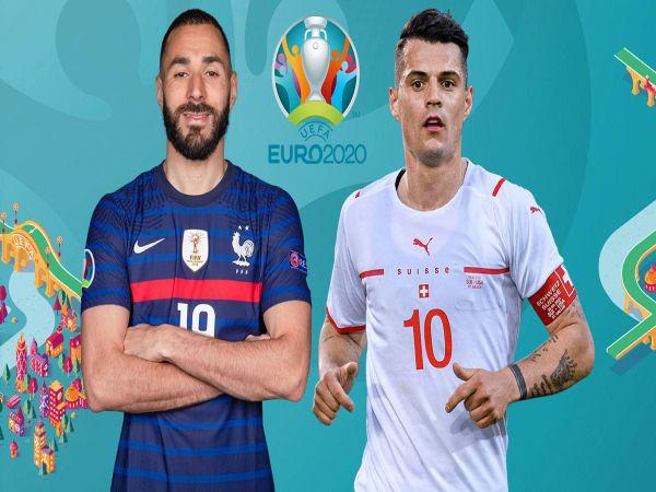 Nhận định, soi kèo Pháp vs Thụy Sĩ, 02h00 ngày 29/6 - Euro 2021
