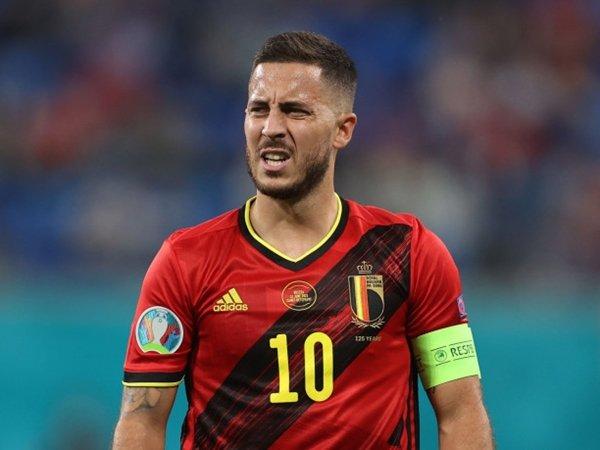 Tin bóng đá trưa 21/6: Hazard tiết lộ lý do đánh mất phong độ ở Real