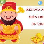 Phân tích KQSX Miền Trung thứ 6 ngày 30/7/2021
