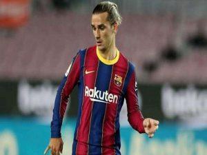 Tin bóng đá trưa 26/7: Barca ra tối hậu thư cho Griezmann