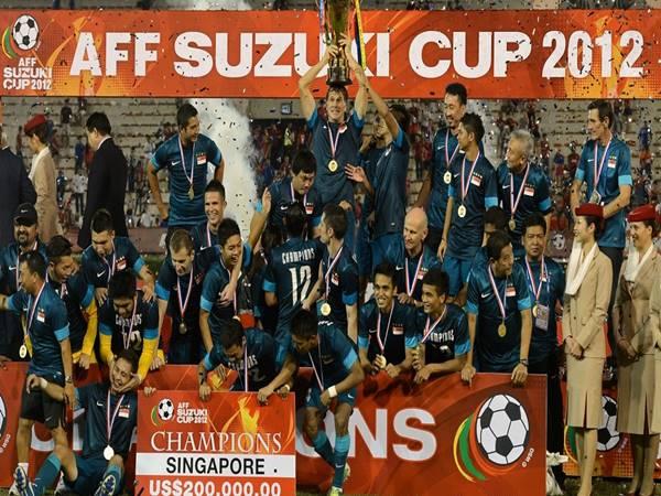 Giải AFF cup mấy năm tổ chức 1 lần bạn đã biết chưa