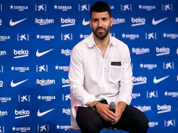 Tin Barca 30/9: Lộ thời gian Aguero ra mắt trận đầu tiên