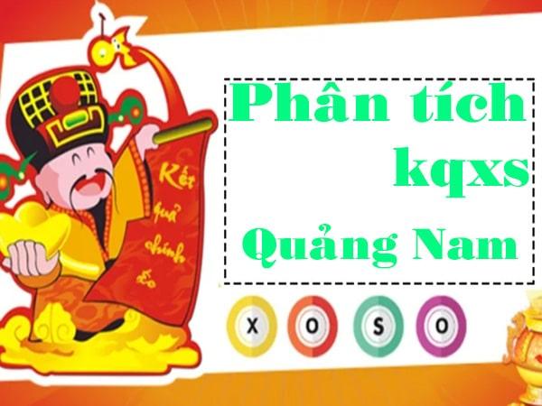 Phân tích kqxs Quảng Nam 5/10/2021 dự đoán kết quả